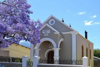 Old Jewish Synagogue, Robertson, Breede River Valley, Cape Winelands