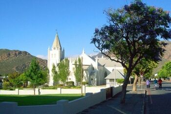 NG Church, Bath Street, Montagu, Breede River Valley, Cape Winelands
