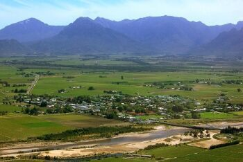 Rawsonville, Breede River Valley, Cape Winelands